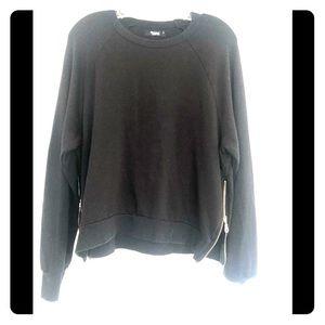 Soft slightly worn sweatshirt